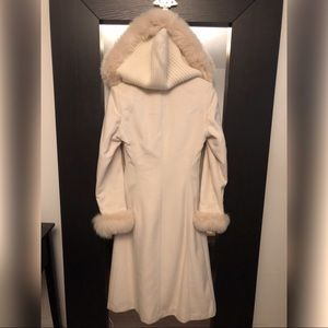 Dino Gaspari Jackets & Coats - 100% Mink Fur Coat & Angora Headband Accessory